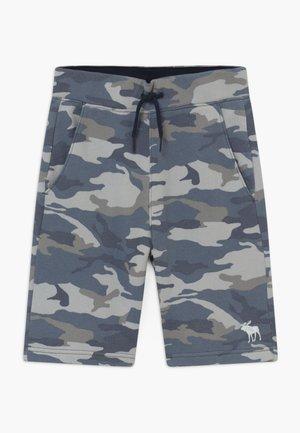 ICON - Teplákové kalhoty - blue