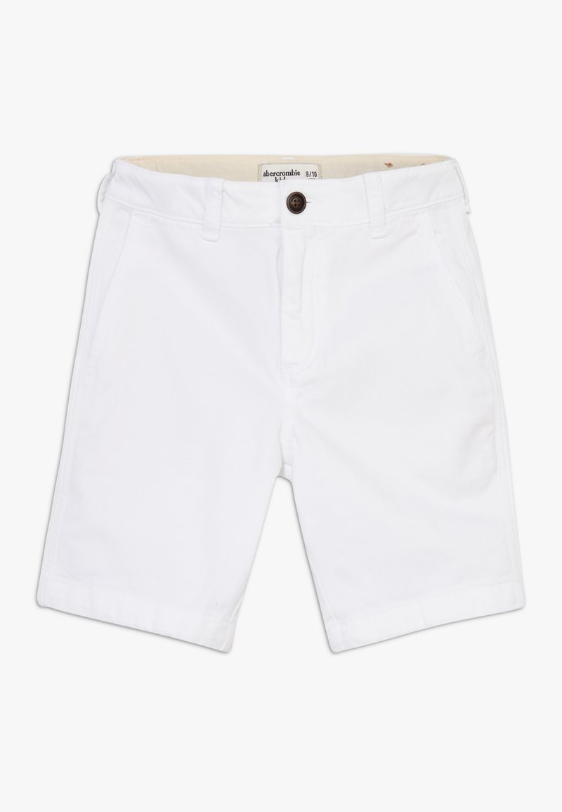 Abercrombie & Fitch - Shorts - white