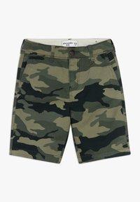 Abercrombie & Fitch - Shorts - khaki - 0