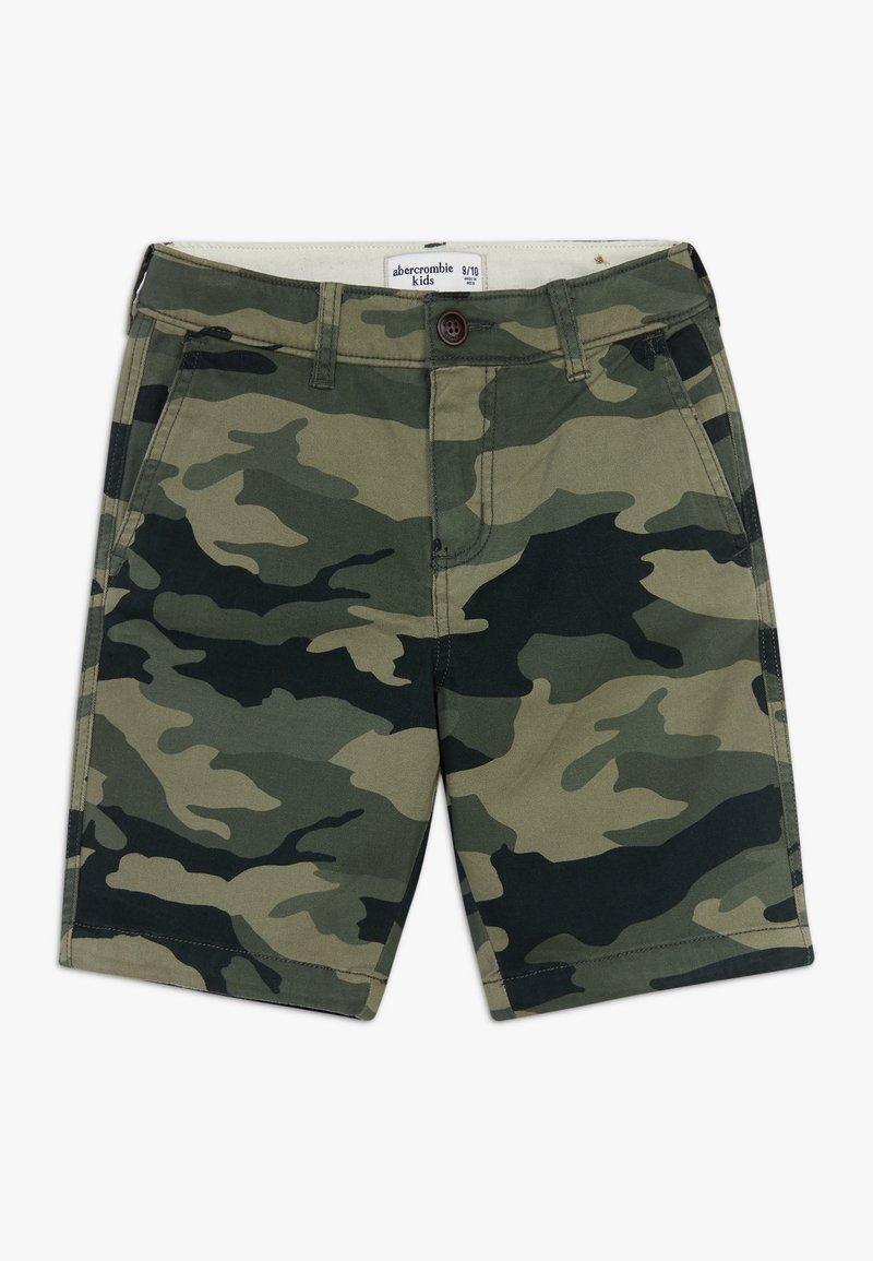 Abercrombie & Fitch - Shorts - khaki