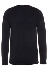 Abercrombie & Fitch - BASIC CREW - Long sleeved top - navy - 1