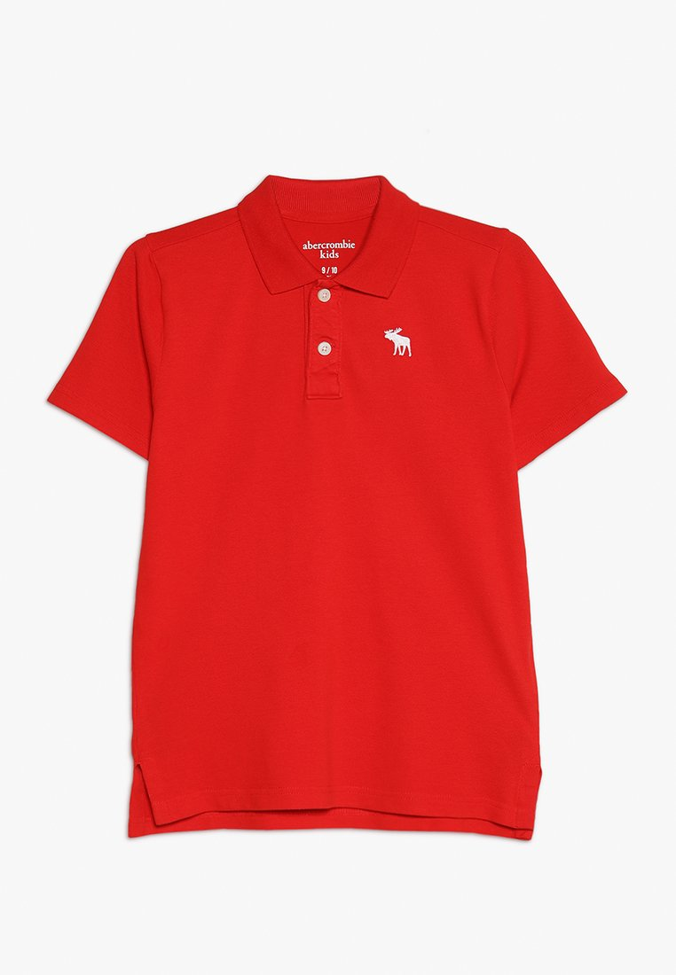 Abercrombie & Fitch - Polo shirt - red