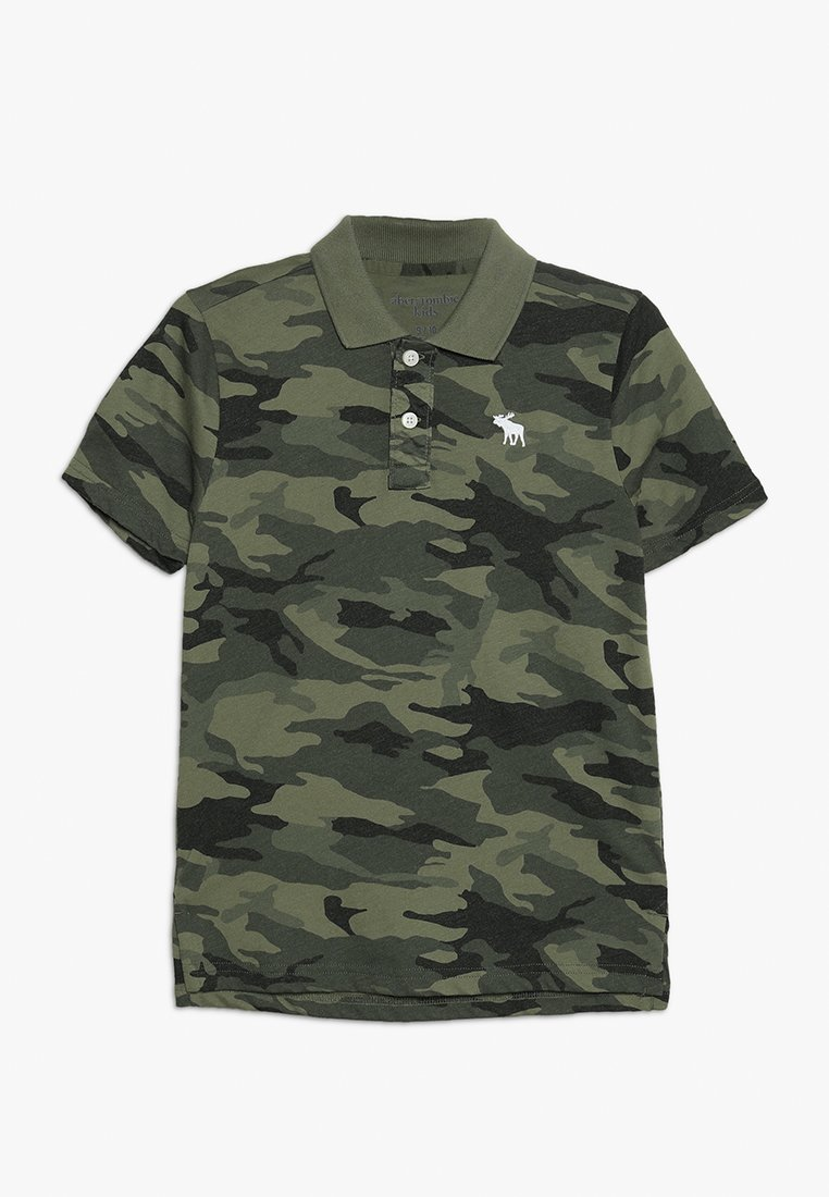 Abercrombie & Fitch - Polo shirt - olive