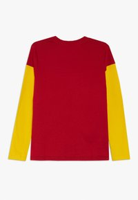 Abercrombie & Fitch - COLOR BLOCK LOGO - Longsleeve - red - 1