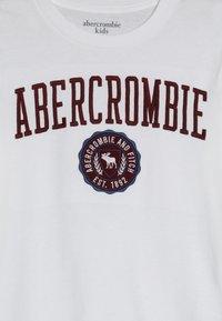 Abercrombie & Fitch - TECH LOGO  - Longsleeve - white - 3