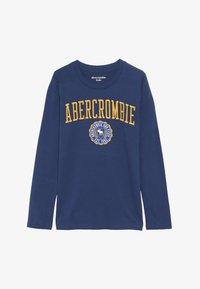 Abercrombie & Fitch - TECH LOGO  - Langarmshirt - blue - 3