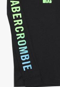 Abercrombie & Fitch - MULTI HIT  - Maglietta a manica lunga - black - 2