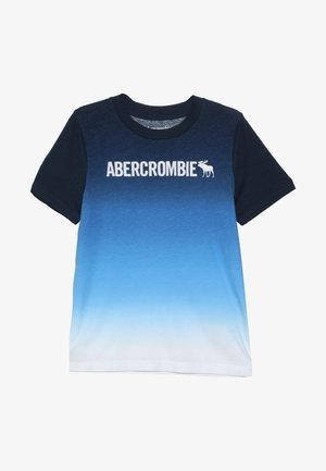 TECH LOGO  - T-shirt z nadrukiem - blue