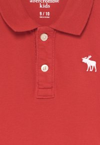 Abercrombie & Fitch - Polo shirt - red - 3