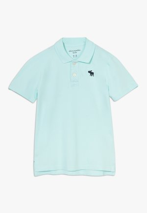 Polo shirt - teal