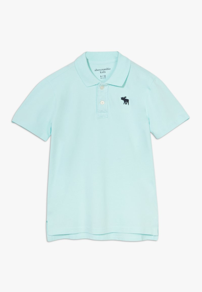 Abercrombie & Fitch - Polo shirt - teal