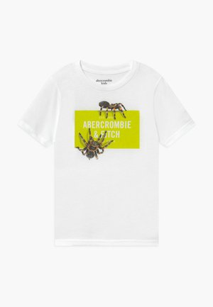 IMAGERY PRINT - T-shirts med print - white