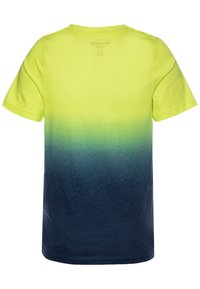 Abercrombie & Fitch - IMAGERY PRINT - T-shirt imprimé - yellow - 1