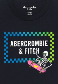 Abercrombie & Fitch - IMAGERY PRINT - Triko spotiskem - navy - 3