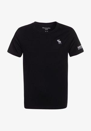 FLEX ITEM  - T-shirt print - black