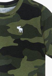 Abercrombie & Fitch - TEE  - Print T-shirt - khaki - 3