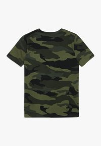 Abercrombie & Fitch - TEE  - T-shirt con stampa - khaki - 1