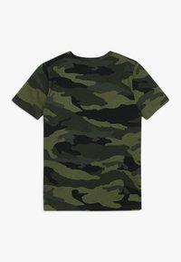 Abercrombie & Fitch - TEE  - Print T-shirt - khaki - 1