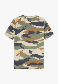 Abercrombie & Fitch - BASIC NOVELTY  - Print T-shirt - khaki - 1