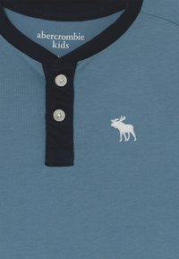 Abercrombie & Fitch - Print T-shirt - blue shadow - 3