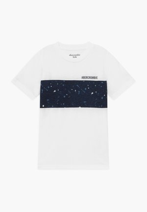 BASIC NOVELTY  - Print T-shirt - white