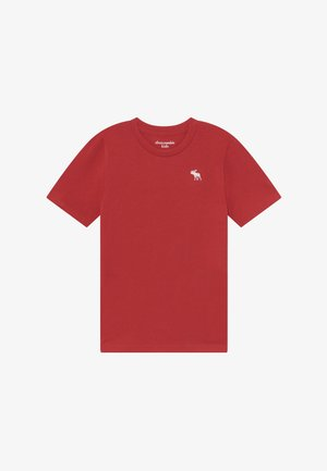 BASIC CREW - T-shirt basic - red