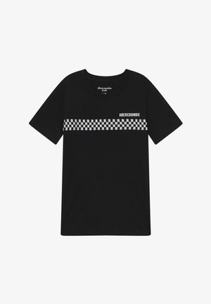FASHION TEE - T-shirt imprimé - black