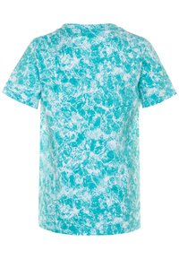 Abercrombie & Fitch - PHOTOREAL - Print T-shirt - blue - 1