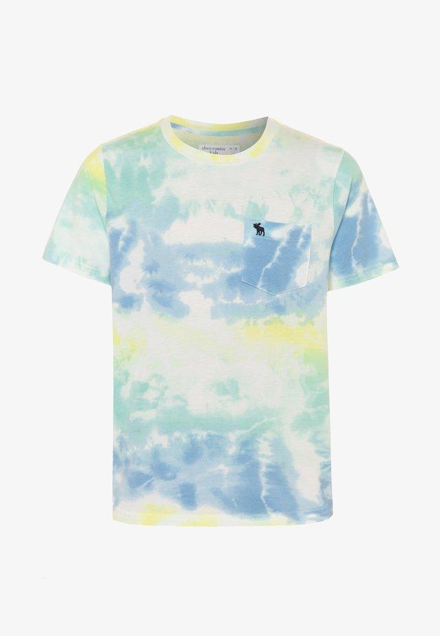 FASHION TEE - T-Shirt print - green
