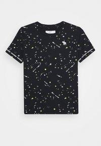 Abercrombie & Fitch - FASHION - Print T-shirt - black - 0