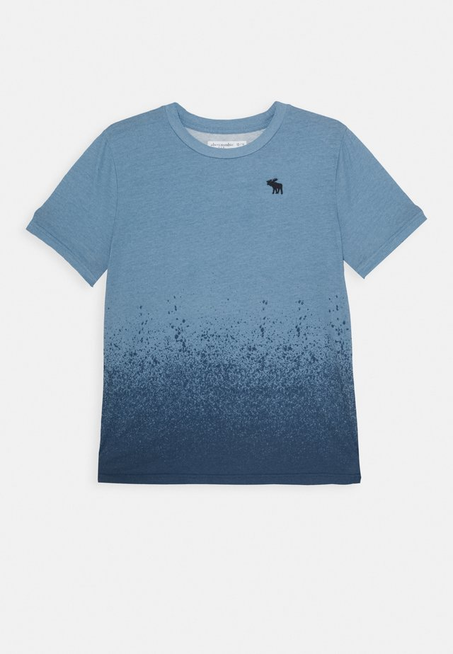 NOVELTY ELEVATED - T-shirts print - blue