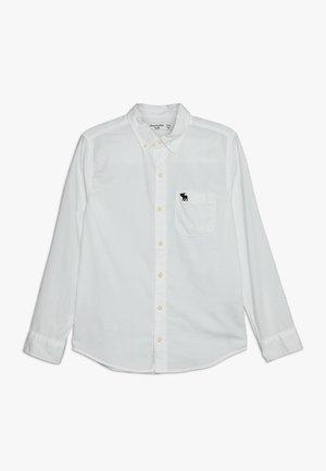 PREPPY - Košile - solid white