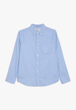SOLID UNIFORM - Košile - blue solid