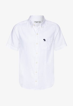 PREPPY - Shirt - white solid