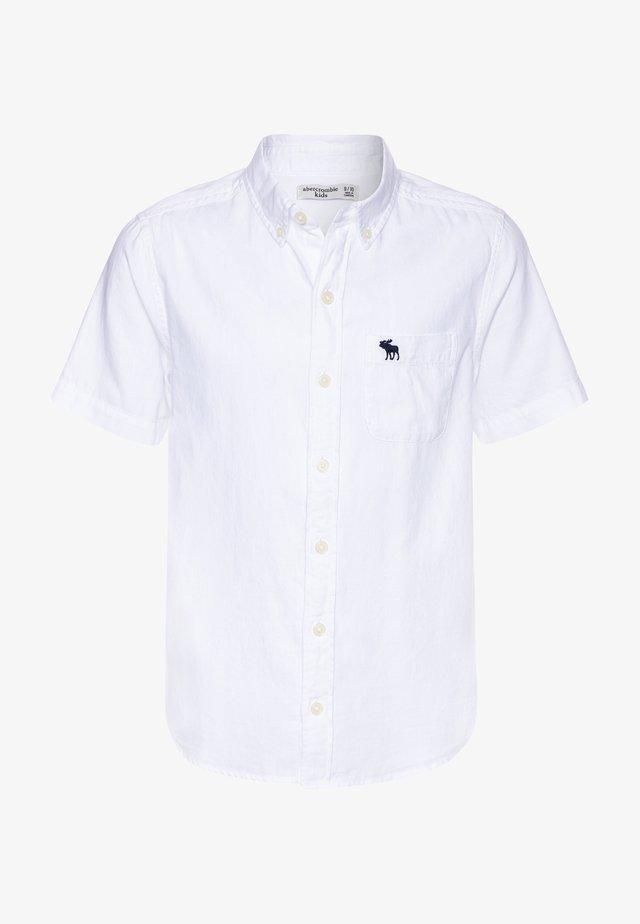 PREPPY - Skjorte - white solid