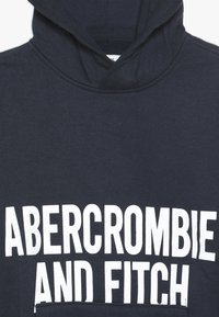 Abercrombie & Fitch - LOGO CORE  - Hoodie - navy - 4