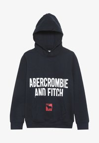 Abercrombie & Fitch - LOGO CORE  - Hoodie - navy - 3