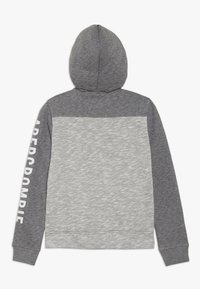 Abercrombie & Fitch - Fleecová bunda - light grey - 1