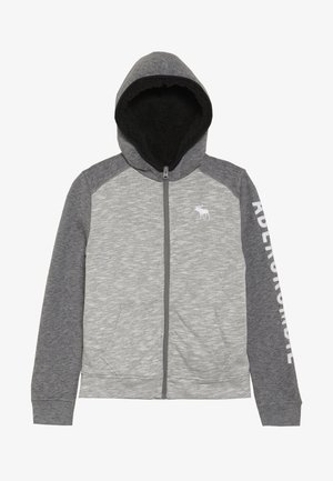 Kurtka z polaru - light grey