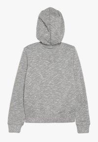 Abercrombie & Fitch - LOGO - Sweatjakke /Træningstrøjer - light grey - 1