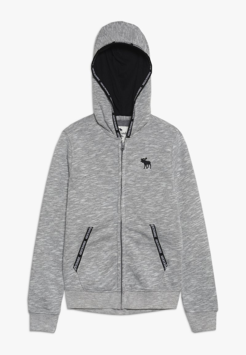 Abercrombie & Fitch - Collegetakki - grey
