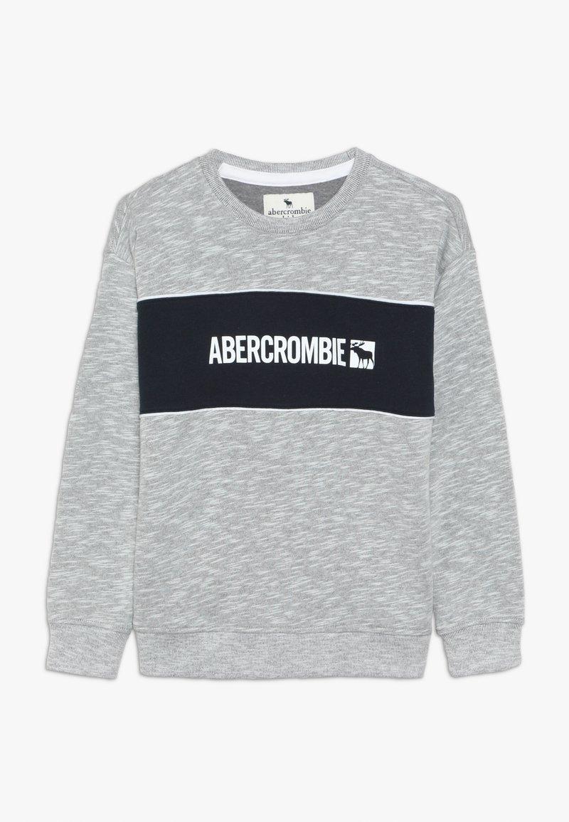 Abercrombie & Fitch - FASHION CREW - Sweatshirt - grey