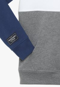 Abercrombie & Fitch - Hoodie - blue/grey - 2