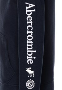 Abercrombie & Fitch - Mikina na zip - navy - 3