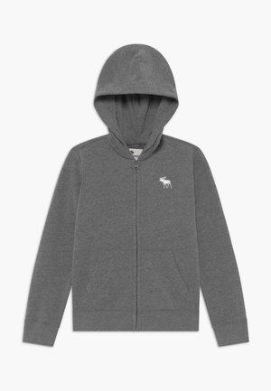 ICON  - Mikina na zip - grey