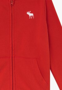 Abercrombie & Fitch - ICON  - Mikina na zip - red - 3