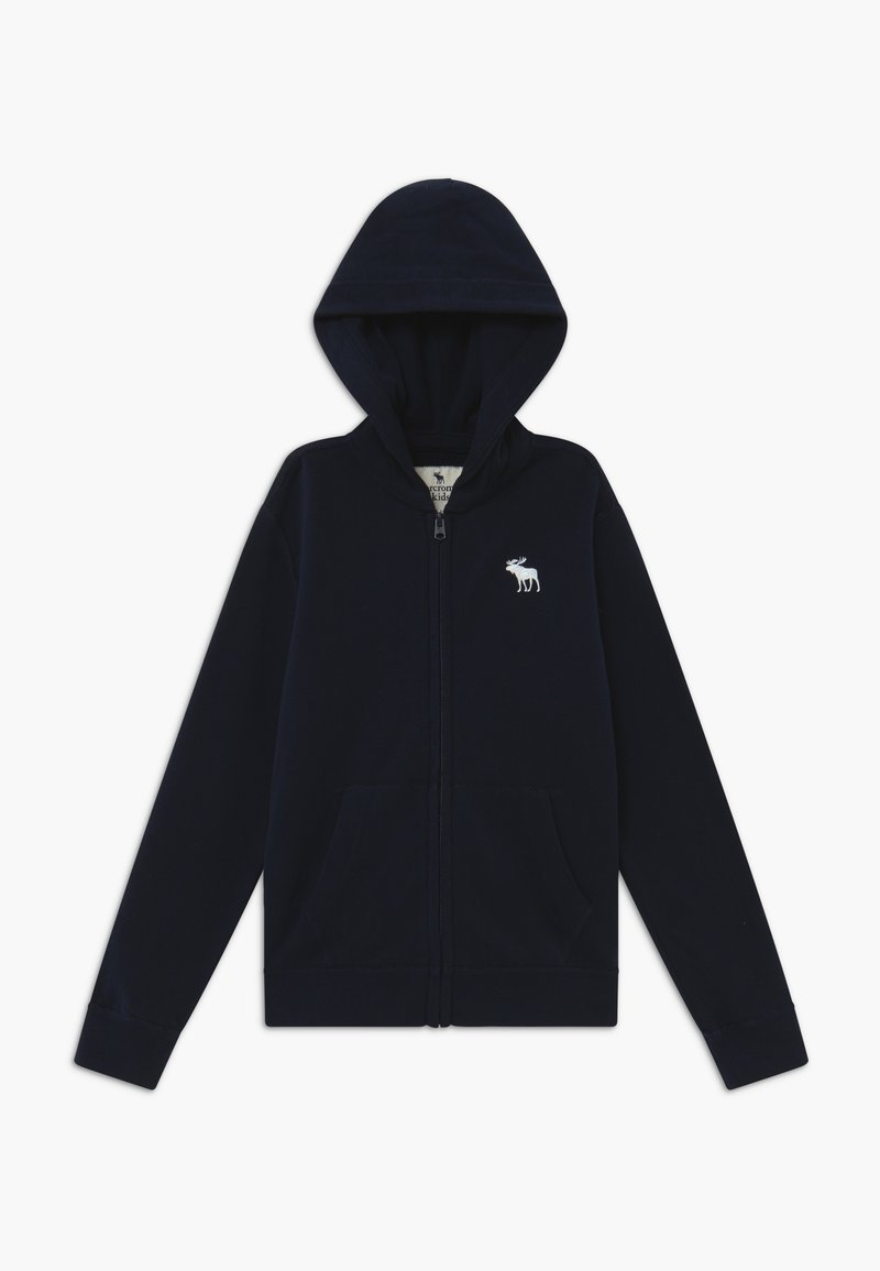 Abercrombie & Fitch - ICON  - Mikina na zip - navy