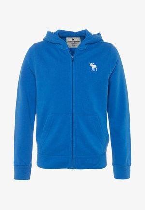 ICON  - veste en sweat zippée - blue