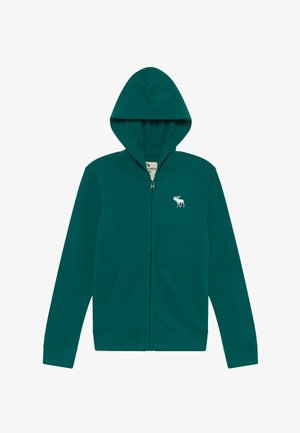 ICON  - Zip-up hoodie - green