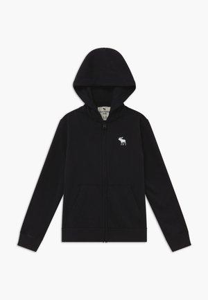 ICON  - Mikina na zip - black